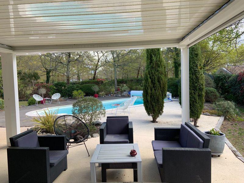 Terrasse 1 Location Villa 119006 Le Teich