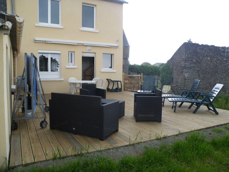 Terrasse Location Maison 119512 Mont Saint Michel