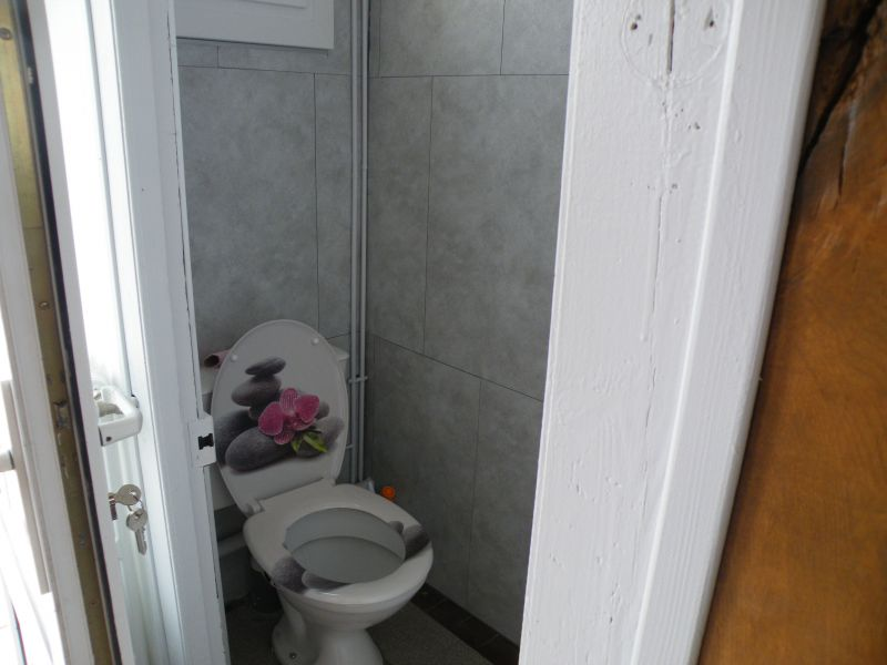 WC séparé Location Maison 119512 Mont Saint Michel