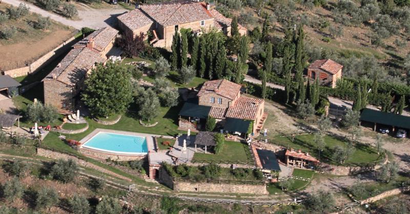 Vue depuis la location Location Gite 65957 Sienne