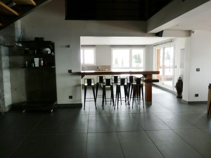 Cuisine américaine Location Appartement 66338 Chamrousse