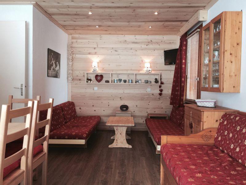 Salon Location Appartement 66547 Valmorel