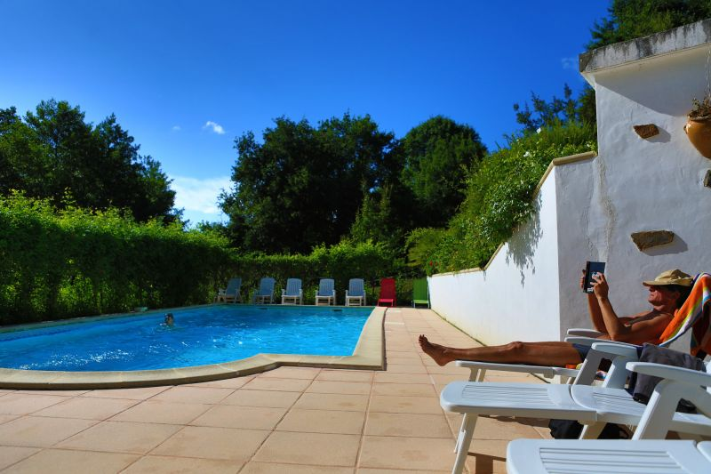 Piscine Location Chalet 69281 Biarritz