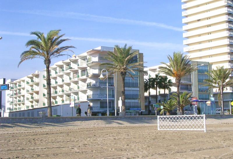 Carte Location Appartement 71692 Peñíscola