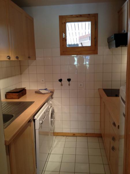 Cuisine indépendante Location Appartement 72330 Valmorel
