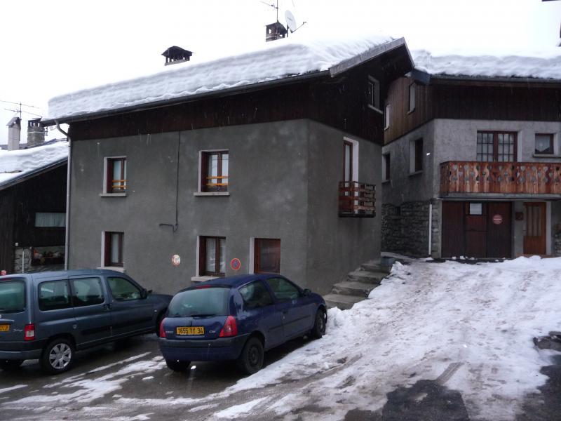 Vue extérieure de la location Location Maison 73417 Courchevel