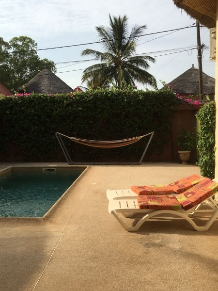 Terrasse Location Villa 73459 Saly