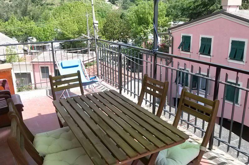 Terrasse Location Appartement 75506 Levanto