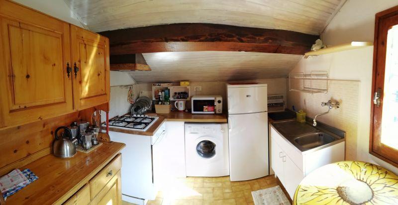 Cuisine indépendante Location Appartement 75506 Levanto