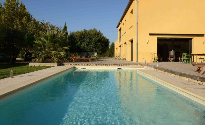 Piscine Location Villa 75882 Nîmes
