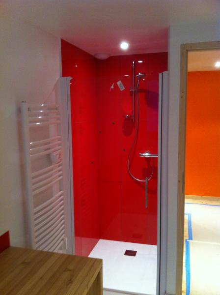 salle de bain Location Appartement 76575 Valmorel
