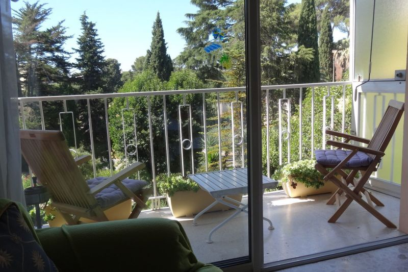 Vue du balcon Location Appartement 76852 Cannes