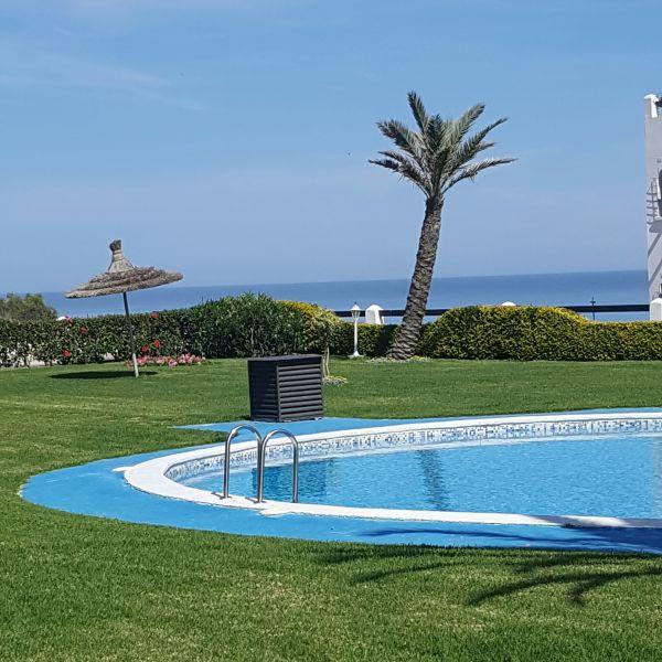 Vue depuis la location Location Appartement 78409 Cabo Negro