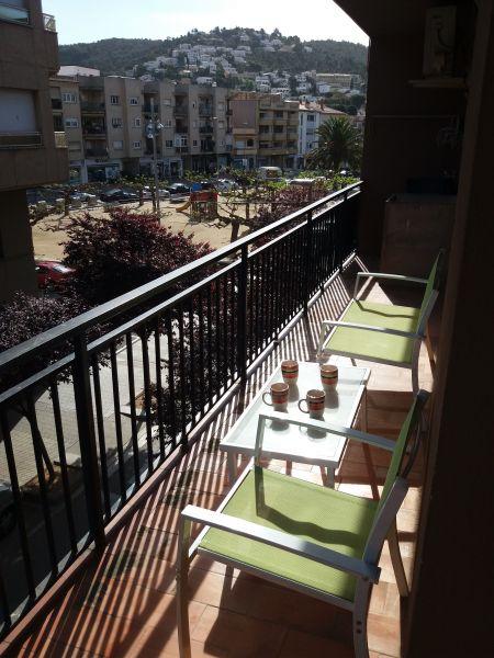 Vue du balcon Location Appartement 78804 Rosas