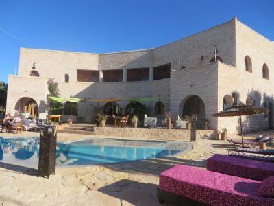 Vue ext�rieure de la location Location Chambre d'h�te 78904 Essaouira