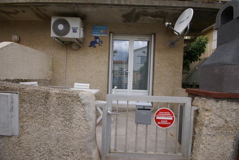 Vue extérieure de la location Location Appartement 79185 Gruissan-Plage