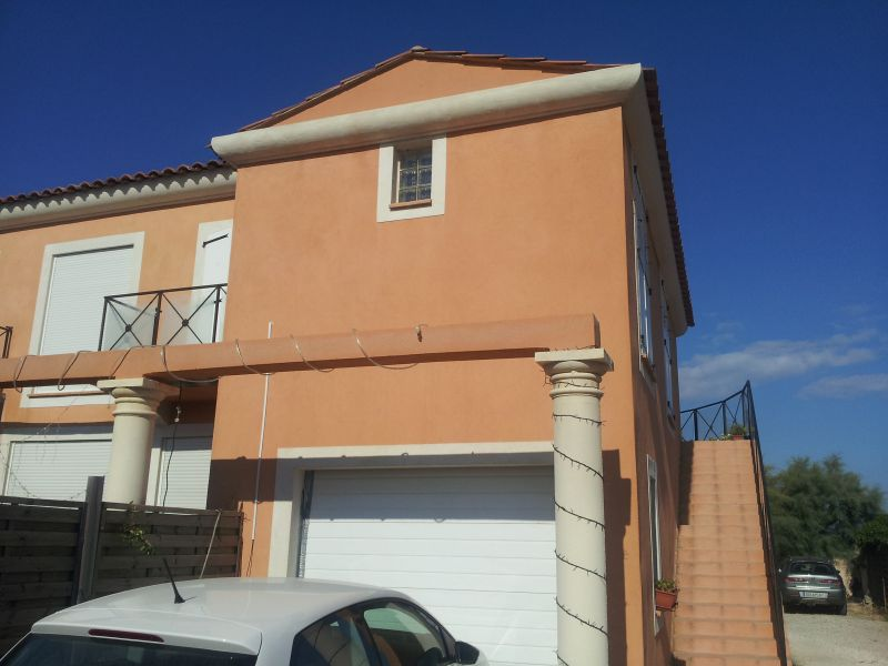 Vue extérieure de la location Location Appartement 79826 Hyères