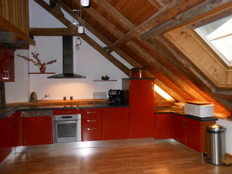 Cuisine américaine Location Appartement 80698 Briançon