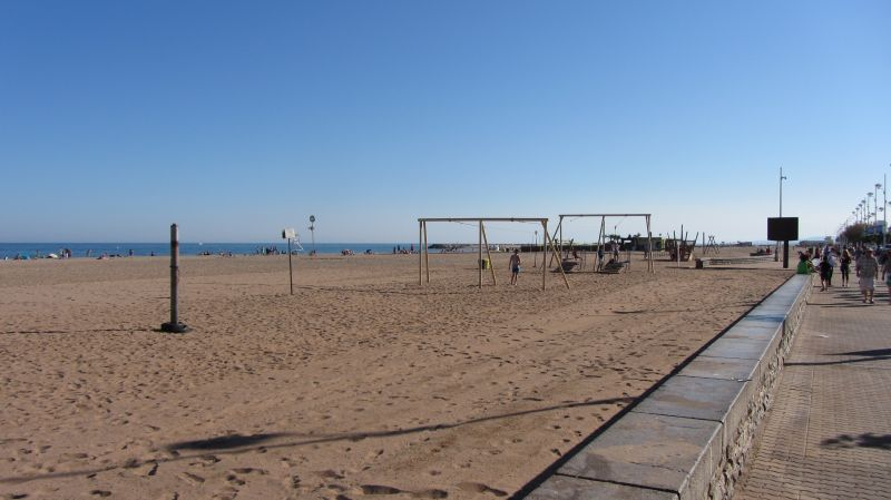 Plage Location Mobil-home 81101 Valras-Plage