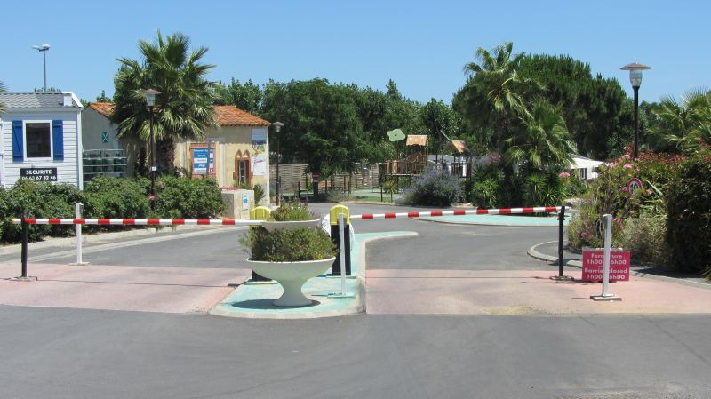 Vue autre Location Mobil-home 81101 Valras-Plage