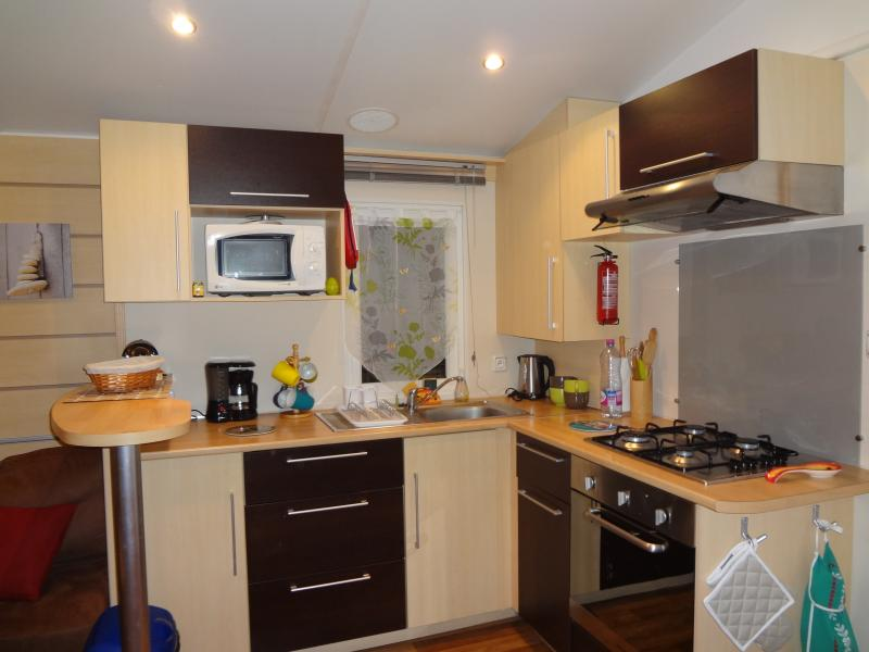Coin cuisine Location Mobil-home 81101 Valras-Plage