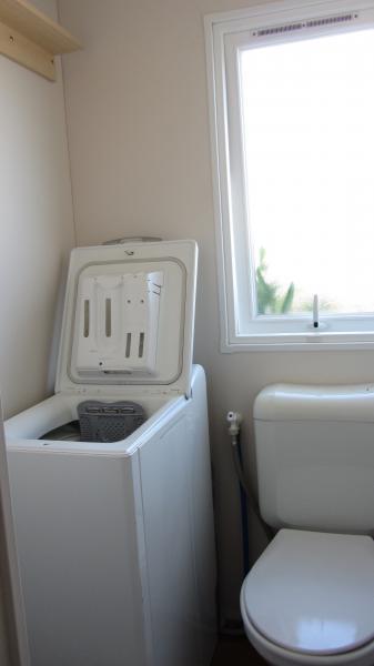 WC séparé Location Mobil-home 81101 Valras-Plage