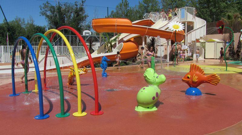 Piscine Location Mobil-home 81101 Valras-Plage