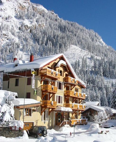 Vue extérieure de la location Location Appartement 89172 Pralognan la Vanoise