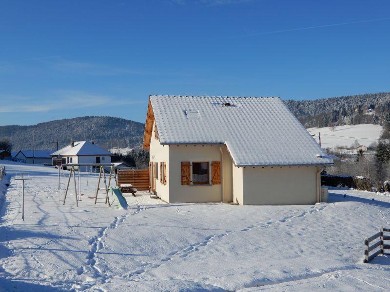 Vue extérieure de la location Location Gite 89894 Gérardmer