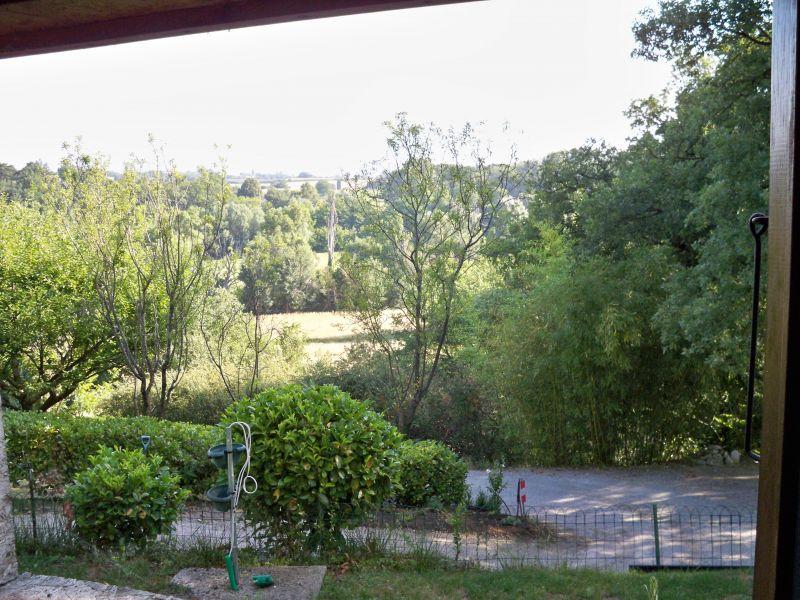 Vue de la terrasse Location Maison 90128 Forcalquier