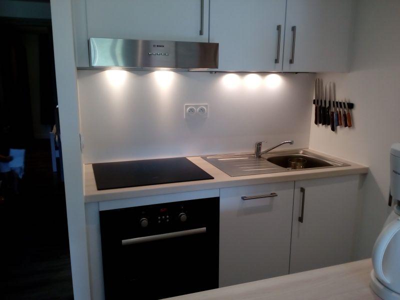Coin cuisine Location Appartement 92150 Les Menuires