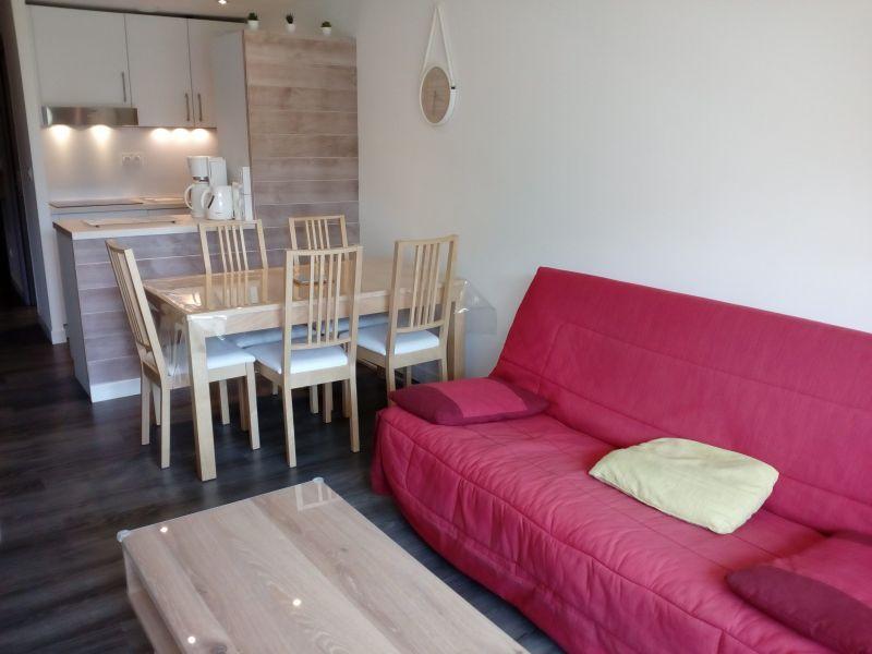 Séjour Location Appartement 92150 Les Menuires