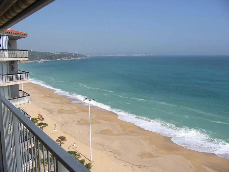 Vue depuis la location Location Studio 93350 Playa d'Aro