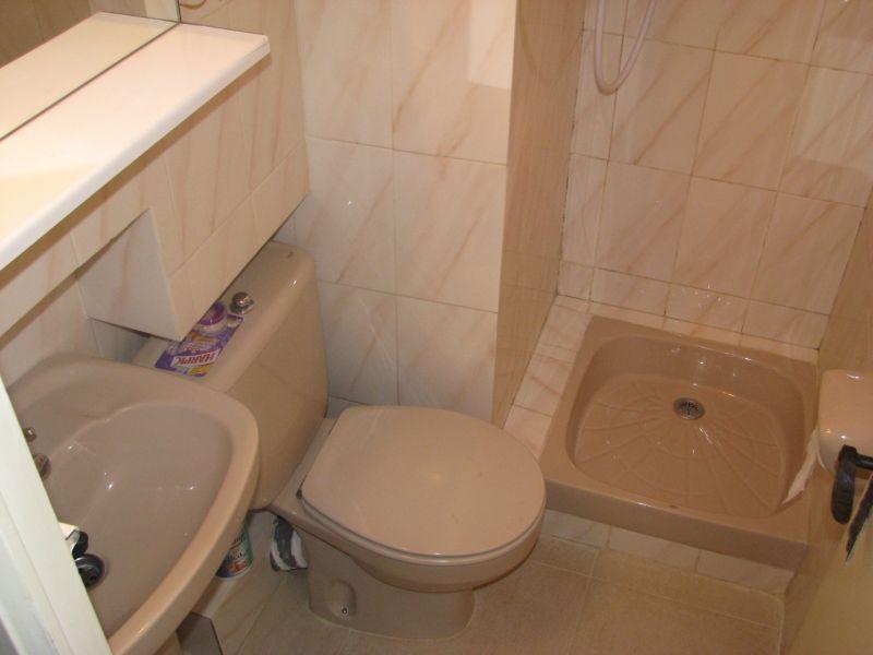 salle de bain Location Studio 93350 Playa d'Aro