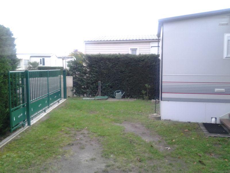 Vue extérieure de la location Location Mobil-home 93639 Arcachon
