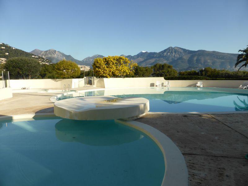Piscine Location Studio 94016 Roquebrune Cap Martin
