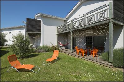 Vue ext�rieure de la location Location Appartement 96986 La Rochelle