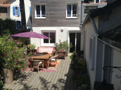 Vue extérieure de la location Location Maison 98955 La Baule