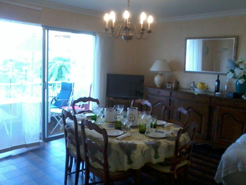 Salle à manger Location Appartement 102878 Sainte Maxime