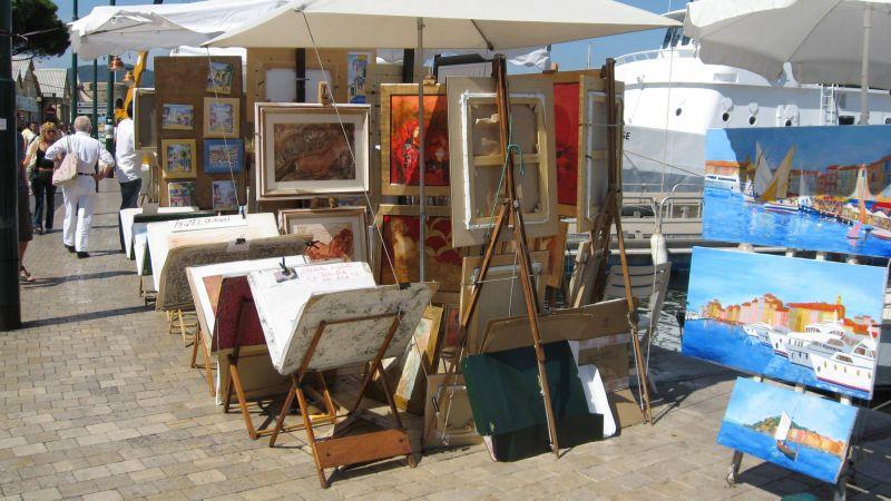 Vue à proximité Location Appartement 102878 Sainte Maxime