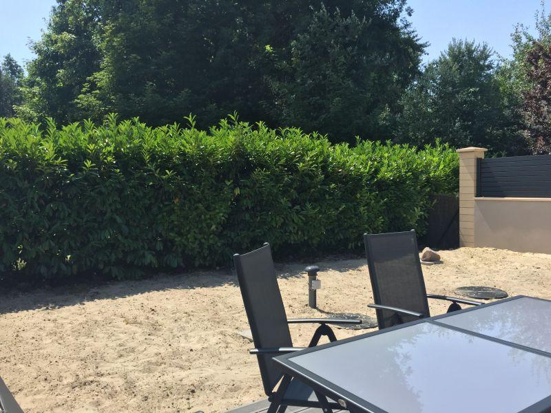 Vue de la terrasse Location Maison 105488 Berck-Plage