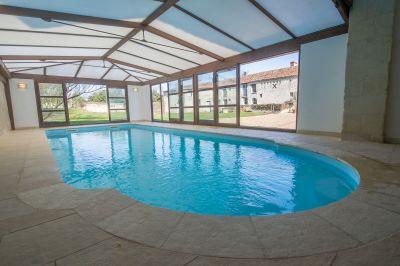 Piscine Location Gite 105572 Saumur