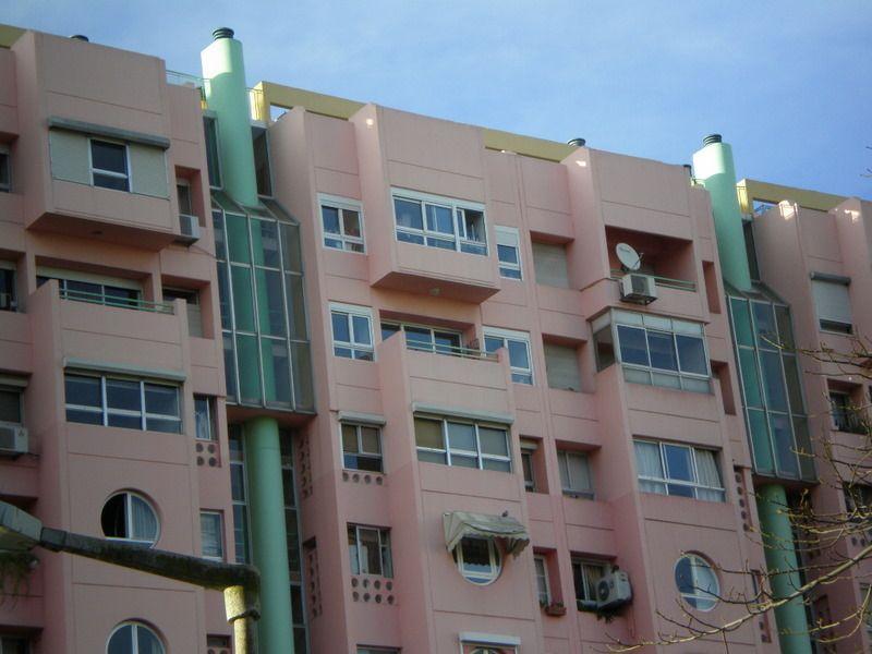 Vue extérieure de la location Location Appartement 106641 Lisbonne