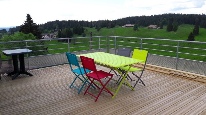 Terrasse Location Appartement 106678 Les Rousses