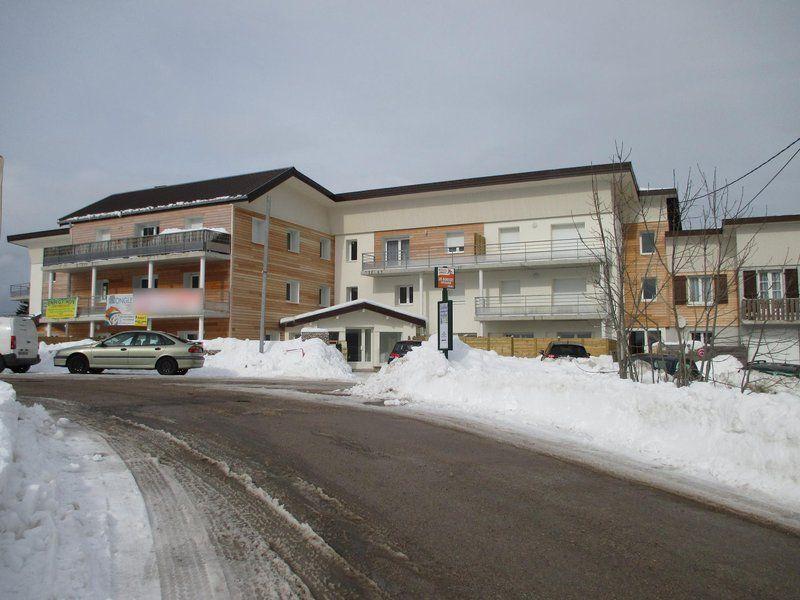 Vue extérieure de la location Location Appartement 106678 Les Rousses