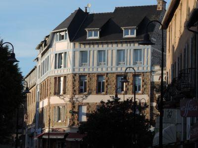 Vue extérieure de la location Location Appartement 106712 Perros-Guirec