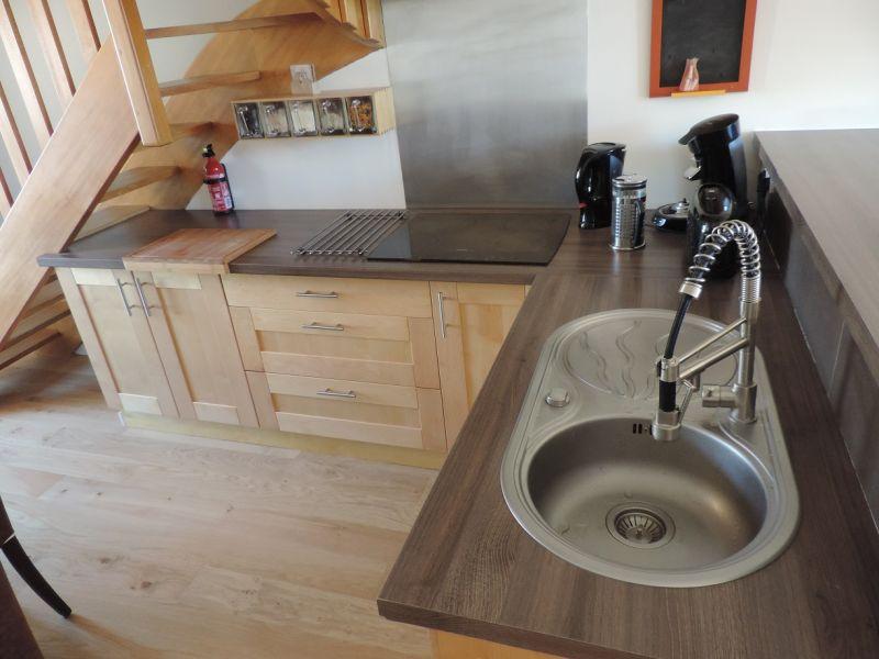 Cuisine américaine Location Appartement 106712 Perros-Guirec
