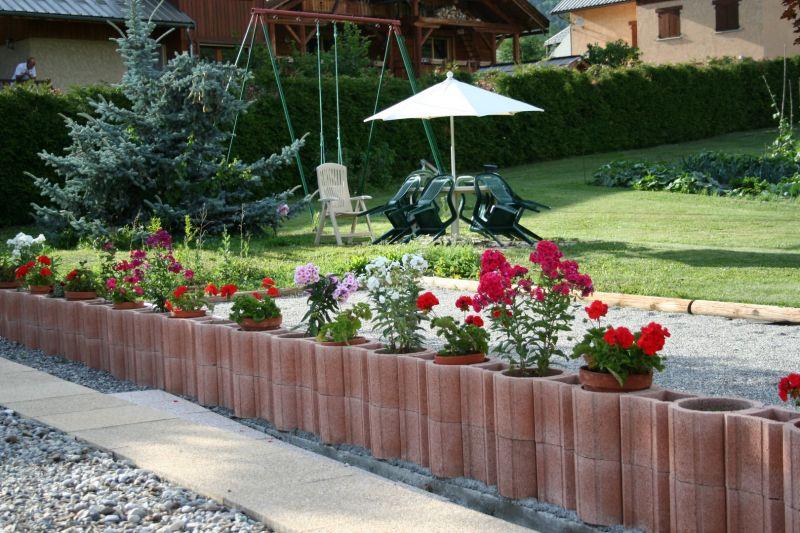 Jardin Location Appartement 107172 Serre Chevalier