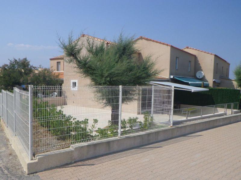 Vue extérieure de la location Location Maison 107467 Frontignan