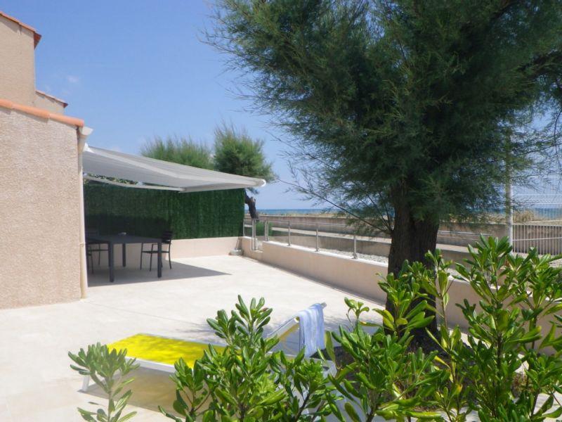 Vue de la terrasse Location Maison 107467 Frontignan